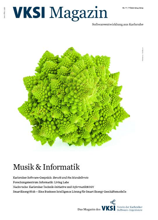Titelseite VKSI-Magazin #11